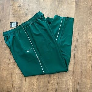 NIKE Men's Green Basketball  Pants XXXL